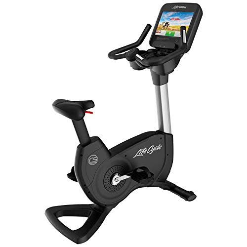 Life Fitness Discover Upright Console