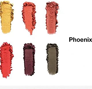 NYX PROFESSIONAL MAKEUP Ultimate Edit Petite Shadow Palette, Phoenix, 0.04 Ounce