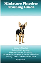 Best miniature pinscher training books Reviews