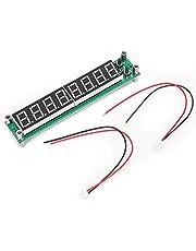 VINGVO Módulo de medición de frecuencia, 0.1MHz ~ 2400MHz Estructura razonable Material de PCB Cimómetro de frecuencia para Otros Dispositivos para transceptor de Pantalla(Green)