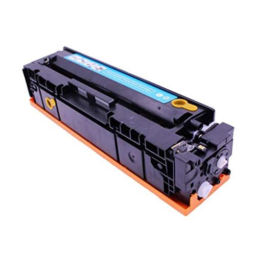 Compatibel met HP Cf400a Color Toner Cartridge M252n M277dwhp 201A 252Dw printer tonercartridge zonder chip Blauw