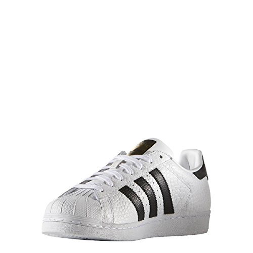 Adidas Superstar Animal Scarpa 5,5 white/black/gold