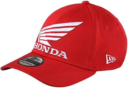 Troy Lee Designs Honda Wing - Gorra para adulto M-L rojo