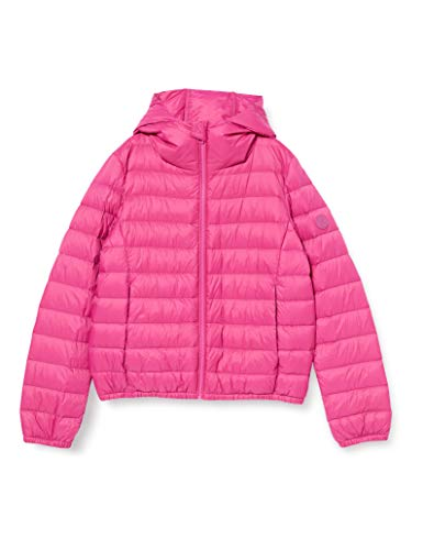 BOSS Womens Oflaffy1 Down Coat, Bright Pink (672), 42