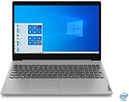"Lenovo IdeaPad 3 - Portátil 15.6"" FullHD (Intel Core i5-1035G1, 12GB RAM, 256GB SSD, Intel UHD Graphics, Windows 10..."