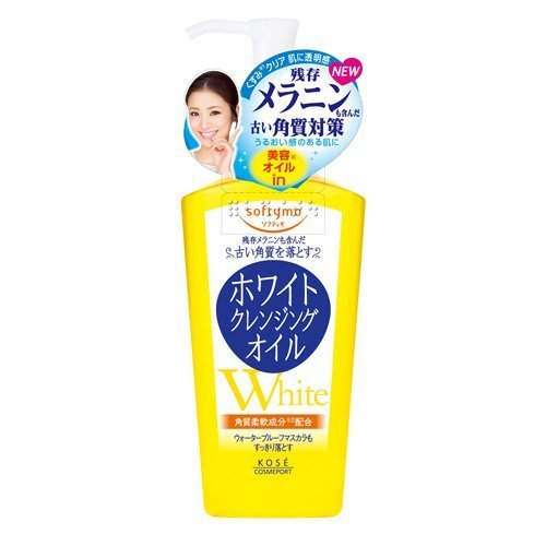 Kose Softymo White Cleansing Oil 230ml