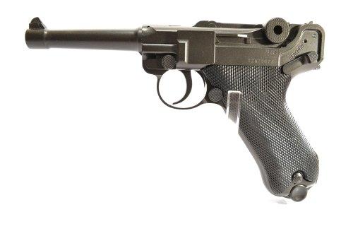 Umarex U25874. Pistola Airsoft P08 Legends Co2. Calibre 6mm. 2 Julios de Potencia