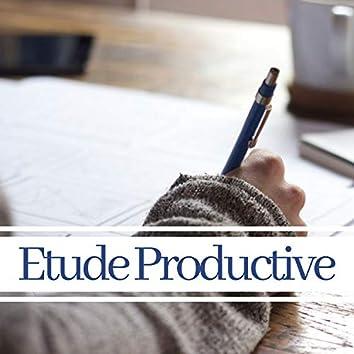 Etude Productive - Fréquences relaxantes pour étudier et travailler sereinement avec des sons de la nature