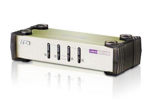 Price comparison product image ATEN CubiQ CS84U - KVM-Switch - 4 Anschlüsse