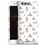 DeinDesign Coque Compatible avec Huawei P10 Étui Housse Winnie l'ourson Disney Produit sous Licence...