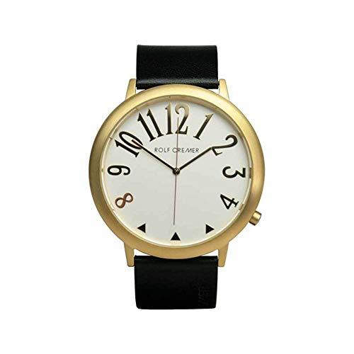 Rolf Cremer Jumbo II 491949 Unisex Armbanduhr schwarz
