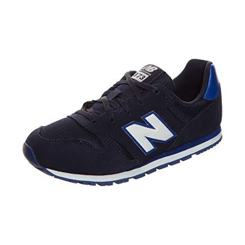 New Balance YC373SN, Running Shoe, Blue Rain, 33 EU