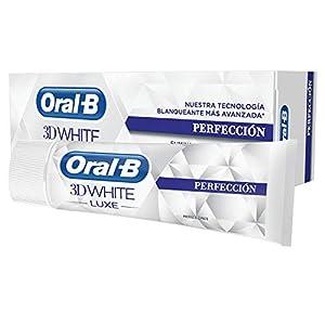 Oral-B 3DWhite Luxe Perfección Pasta Dentífrica Blanqueadora 75ml