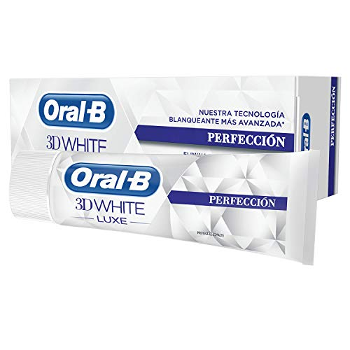 Oral-B - 3D White Luxe – Dentifricio,...