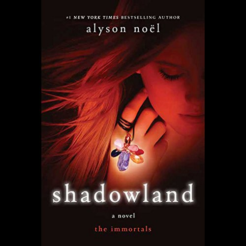 Shadowland audiobook cover art