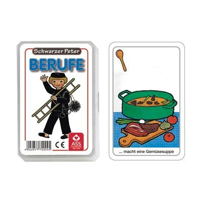 22572024 - Ass Altenburger speelkaarten - zwarte Peter beroepen