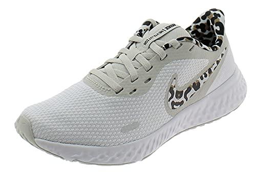 NIKE Scarpe Sportive Revolution 5 Prm DA3083110 Donna Bianche Bianco 37.5 EU