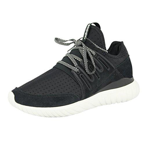 adidas ZX Flux ADV, Zapatillas de Running Competition Hombre, Negro (Negro ), 36 2/3 EU