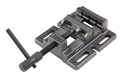 Pro-Lift-Werkzeuge Maschinenschraubstock 83mm Schraubstock Bohrmaschinen-Schraubstock Werkbank