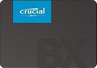 Crucial BX500 480 GB CT480BX500SSD1 Unidad interna de estado sólido, hasta 540 MB/s (3D NAND, SATA, 2.5 Pulgadas)