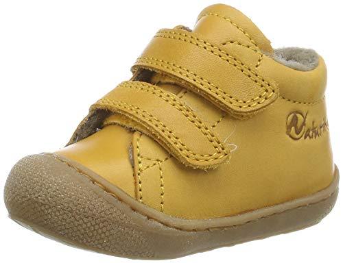scarpe gialle bambino Naturino Cocoon VL