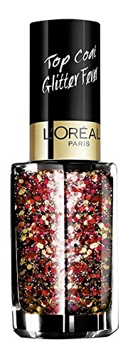 Top coat flamenco 952 de Color Riche Le Vernis de L'Oréal Paris, 1 unidad (5 ml)