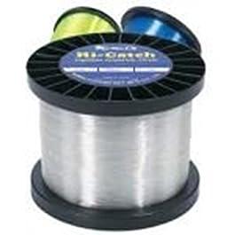 Momoi's Hi-Nylon Monofilament Catch 2 bobine 130lb. 760yd. Livre Bleu