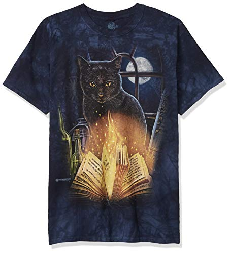 T-Shirt Bewitched blau | 3XL