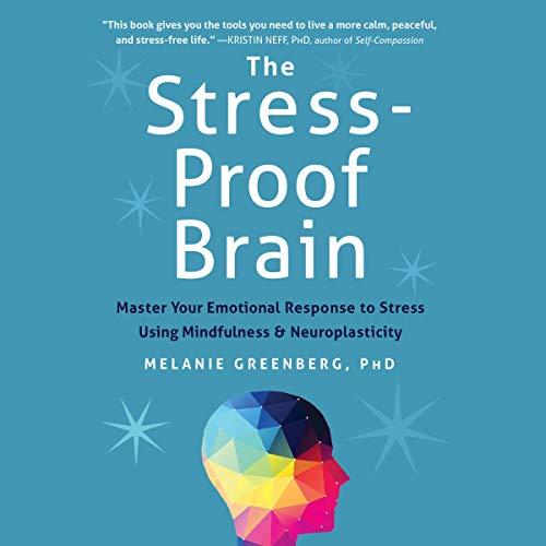 Couverture de The Stress-Proof Brain