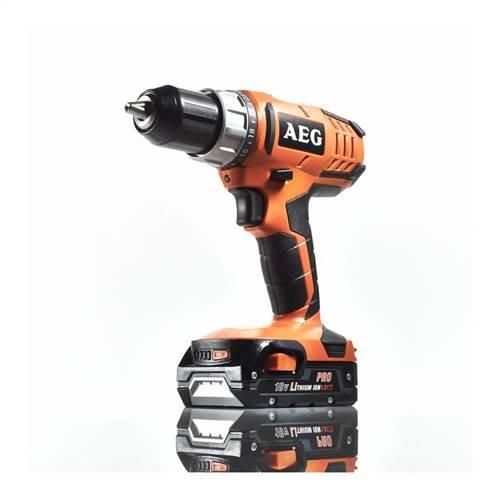 AEG 4935433950 Akku-Bohrschrauber, 27 W, 18 V