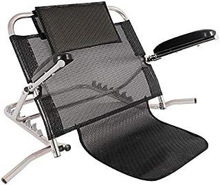Bed Wedge Bed Support Bed Back Rest Support Bed Back Rest Adjustable Angle Back Rest (Color : Black, Size : 62 * 50 * 26-5...