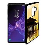 Fundas de móvil Samsung S9 Personalizadas con Fotos y Texto | Fundas Negras con los Laterales Flexibles para el Samsung Galaxy S9