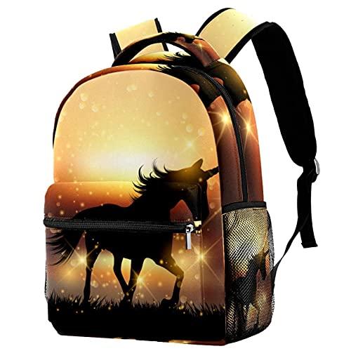 Bolsas escolares para niñas y niños, resistente y duradera, mochila básica para estudiantes de fútbol y textura