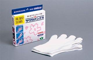 サクラメン エコノミー手袋 強力A(200枚入)L 18μ