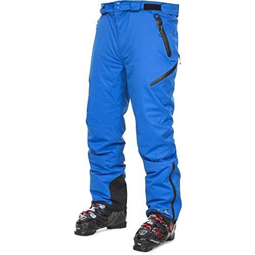 Trespass Kristoff - Pantalones de esquí para hombre turquesa 3XL