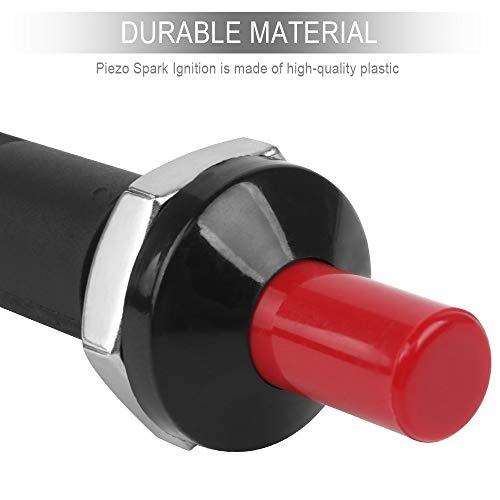 Ledoo Piezo Spark Igniter 2Pcs 1 Out 2 Piezo Spark Ignition Kit, Piezo Spark Ignition Set, BBQ Push Button Igniter Kit…