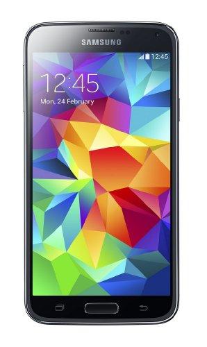 Samsung SM-G900FZKABTU - GALAXY S5 - Android Phone - GSM / UMTS - 4G LTE - 16 GB - 5.1