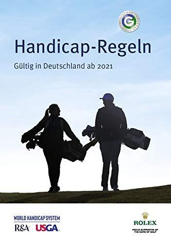 Handicap-Regeln: Gültig in Deutschland ab 2021