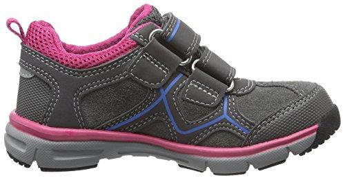 Superfit LUMIS 700411, Mädchen Sneakers, Grau, 32 EU - 7