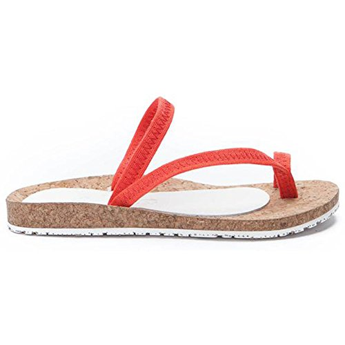 OTZ Shoes , Herren Sandalen Orange FIESTA-607