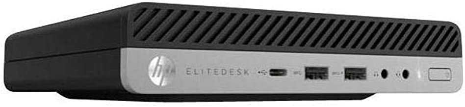 HP EliteDesk 800 G4 Mini Intel Core i7 8700T 2.4 GHz , 8 GB RAM, 256GB SSD Windows 10 Pro (4CB16UT#ABA)