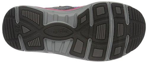 Superfit LUMIS 700411, Mädchen Sneakers, Grau, 32 EU - 3