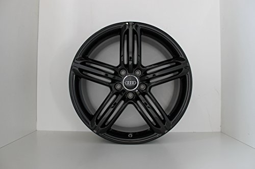 Original Audi A4 8K S4 B8 S Line Felgen Satz 8K0601025CM 19 Zoll 522-A1