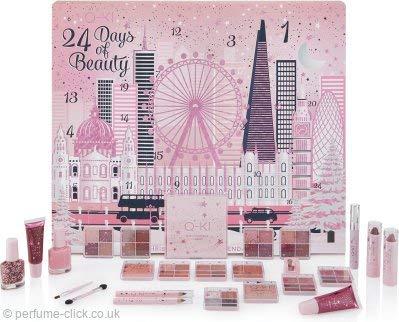 Q-KI - London Beauty Advent Calendar! Look FAB in The Count Down to The Festive Season!
