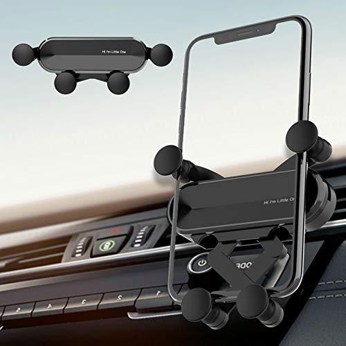 Ossky Supporto Cellulare Auto Universale 360 Gradi di Rotazione Porta Telefono da Auto per Bocchetta dell Aria per iPhone 11 PRO SE   11 8, Galaxy S20  10, Xiaomi, Huawei,Smartphone e GPS Dispositivi