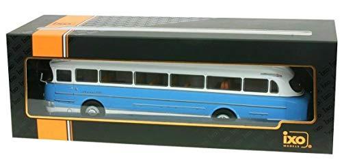 Ixo Ikarus 66 Bus (blau/Weiss) 1972 - 1:43