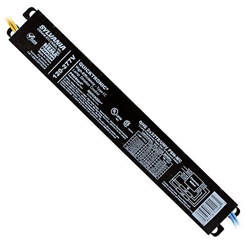 Sylvania Osram QHE2X32T8/UNV-PSN-MC T8 Fluorescent Ballast, 2-Lamp, 120/277V 32W