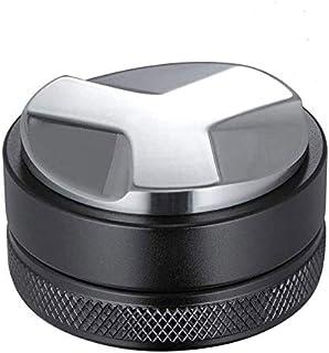 panthem Distributeur de café 53 mm - Outil de distribution pour expresso - Convient pour filtre Porta Breville de 54 mm - ...