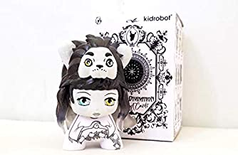 Kidrobot Arcane Divination: The Lost Cards Dunny - The Strength Night by JRYU Chase