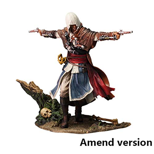 Assassins Creed IV 4 Black Flag Edward Kenway Attentäter Pirat PVC Figure - Hohe 11.02 Inchese